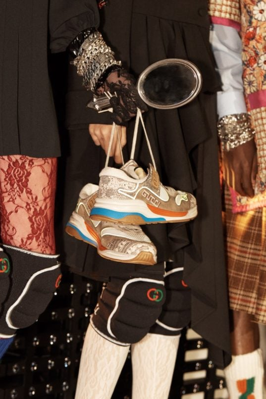 Gucci FW19 collection sneakers