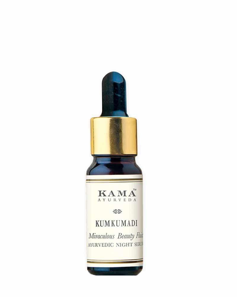 Kama Kumkumadi Miraculous Beauty Fluid Ayurvedic Night Serum