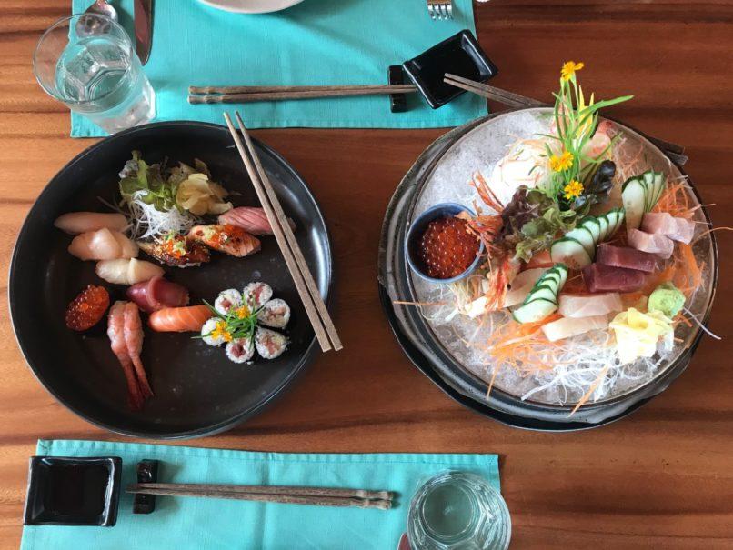 Baba Beach Club Phuket Review Luxury Villas food review