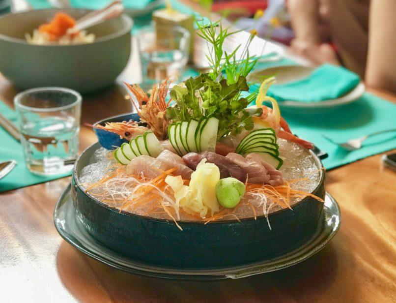 Baba Beach Club phuket luxury villa food review