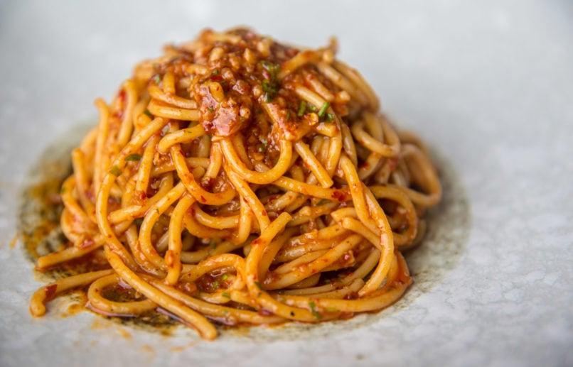 Pasta from hell phuket luxury villa restaurant