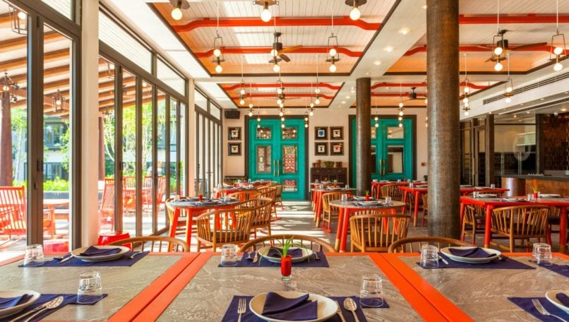 Baba Beach restaurant Phuket