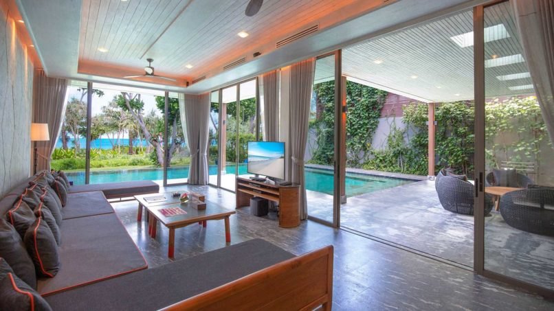 Baba Beach Club phuket luxury villas review