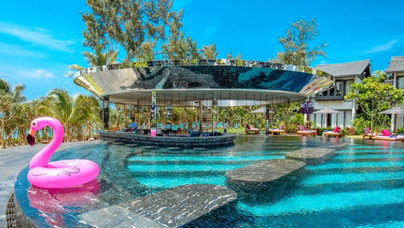 Baba Beach Club Phuket Review Luxury Villas