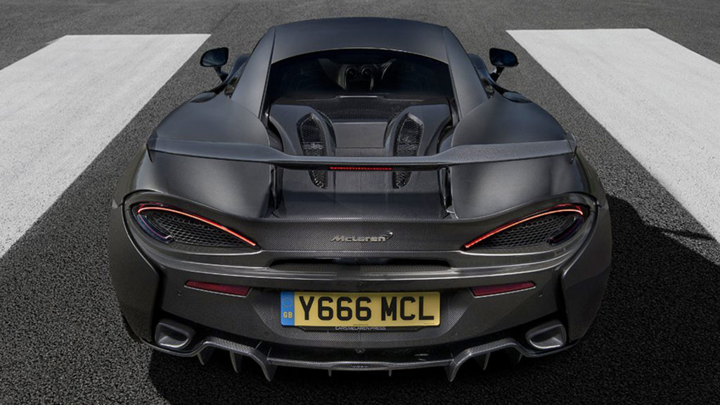 The new McLaren MSO kits will turn your supercar into an asphalt fury / Photo courtesy of McLaren Automotive