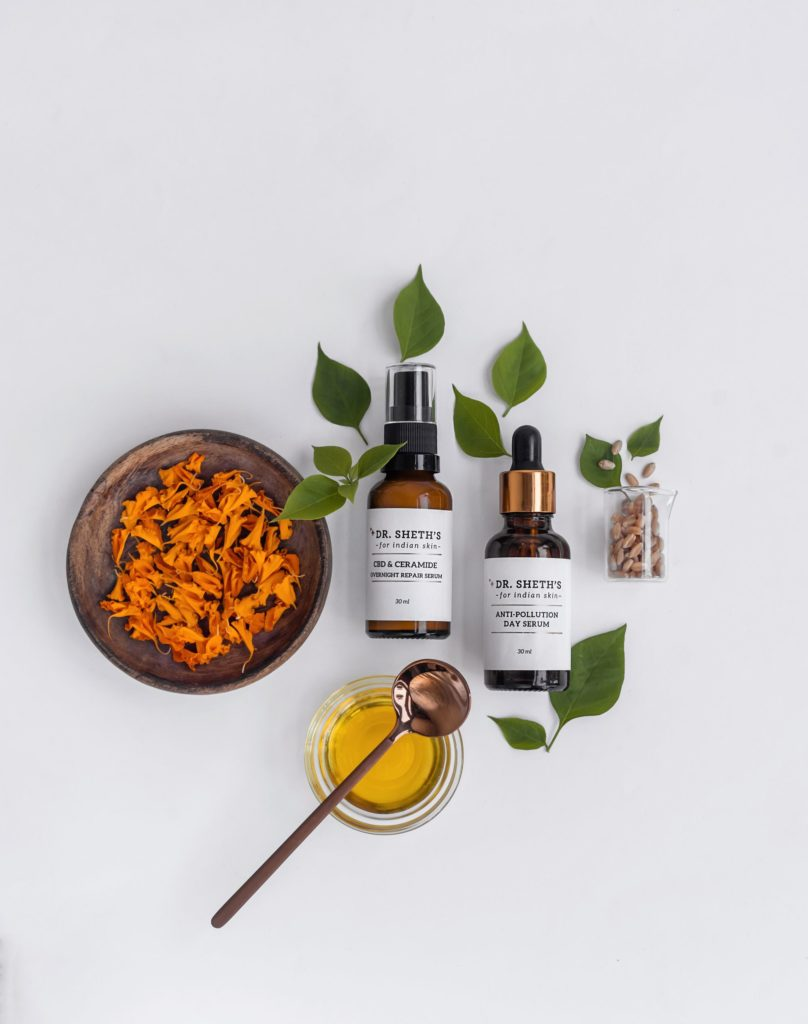 Dr. Sheth's Anti-Pollution Day Serum