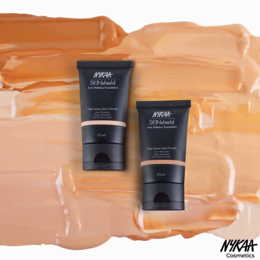 Nykaa SkinShield Anti-Pollution Matte Foundation, Rs 79