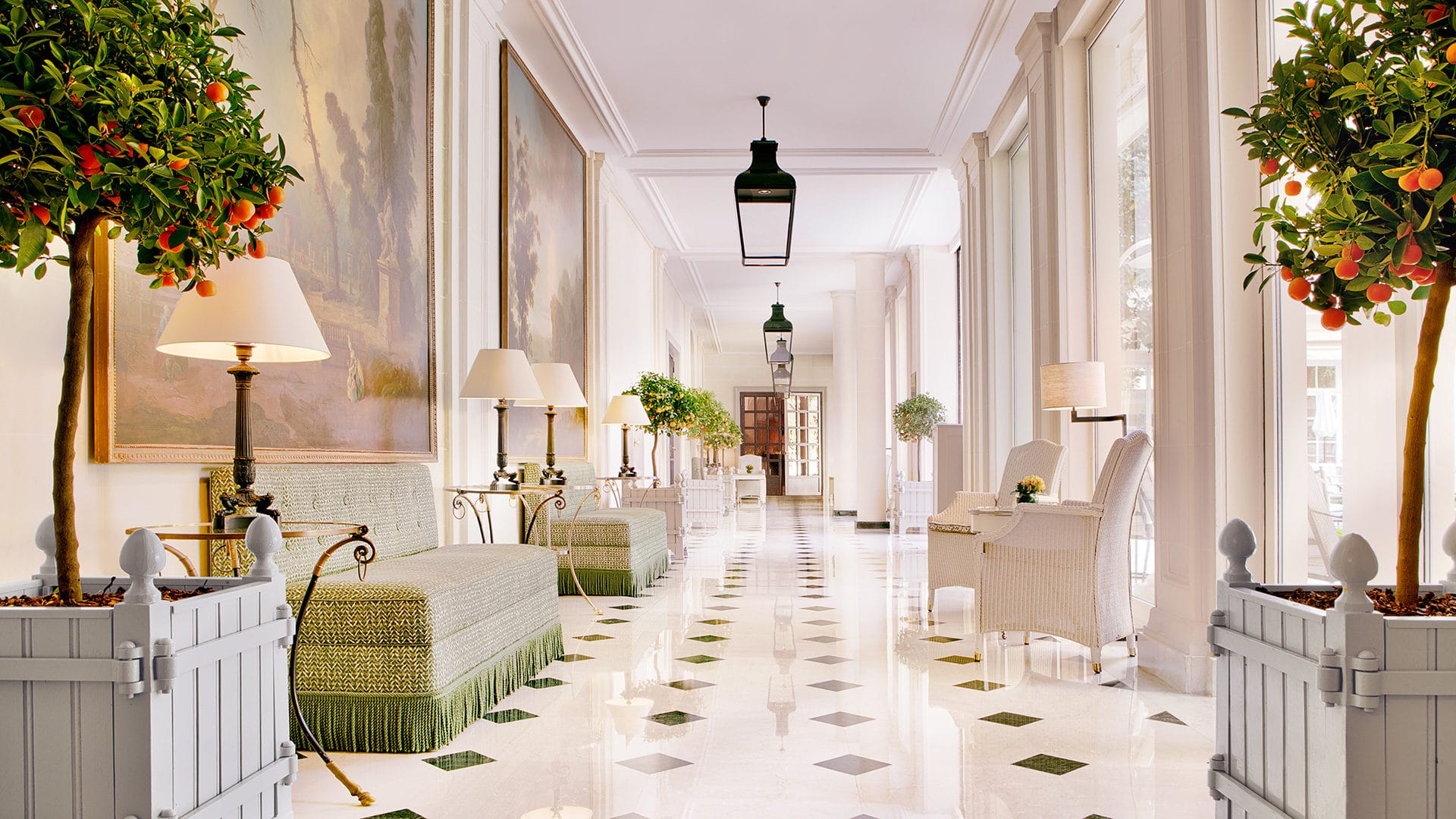 best luxury hotels French capital