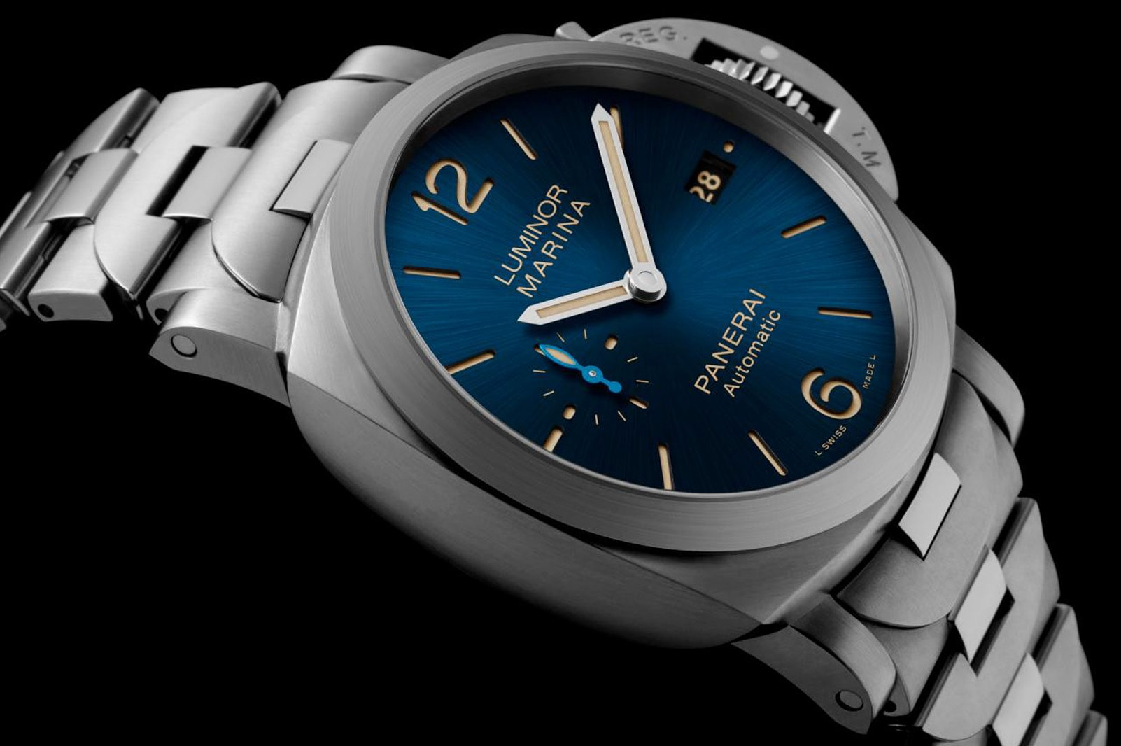 weekly obsessions - panerai