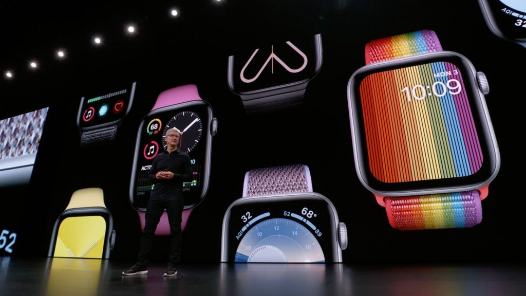 Tim Cook at the WWDC 2019Tim Cook at the WWDC 2019