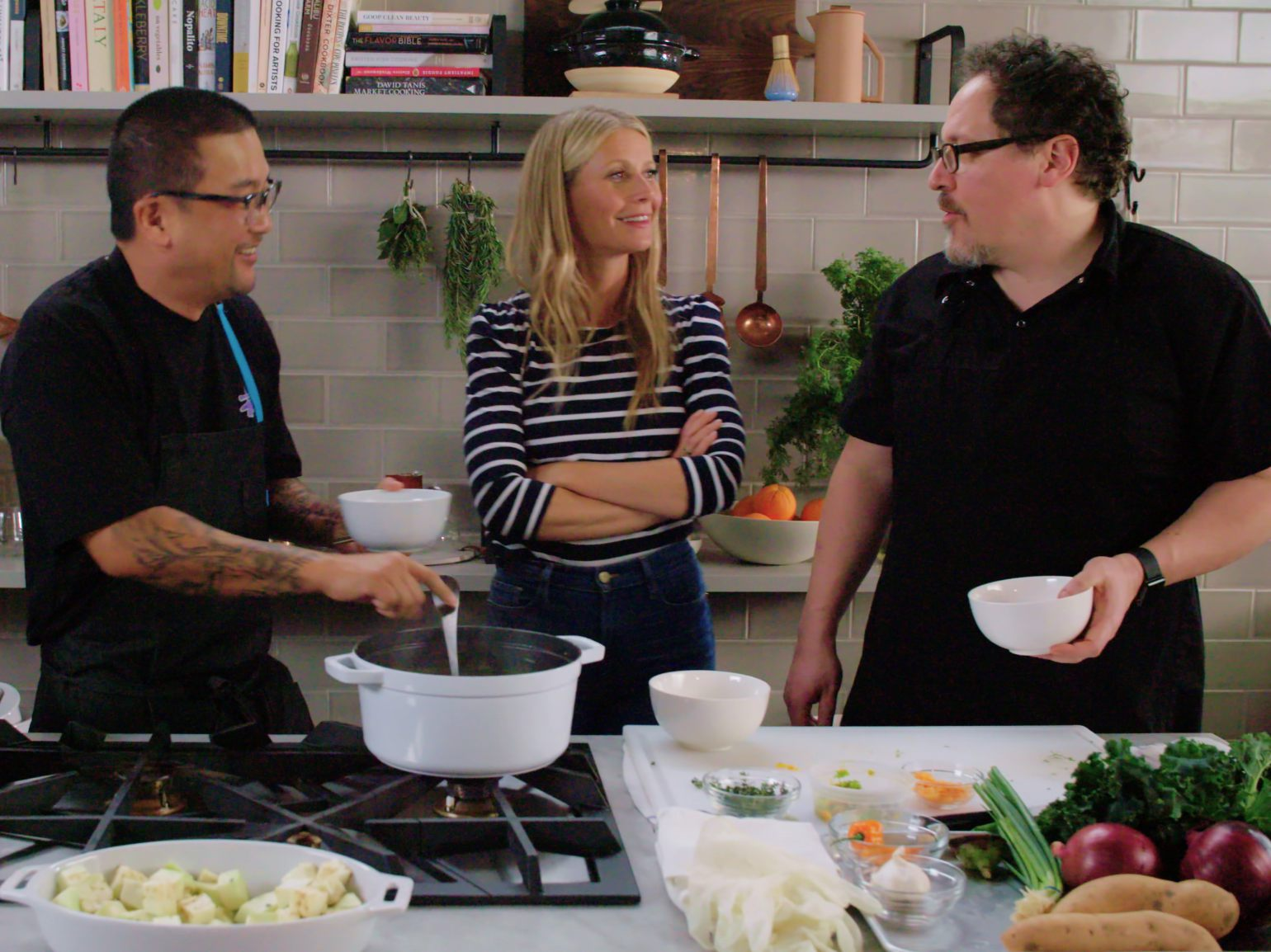 What's Streaming on Netflix HBO - The Chef Show