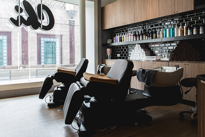 Chi best hair salons in Bangkok