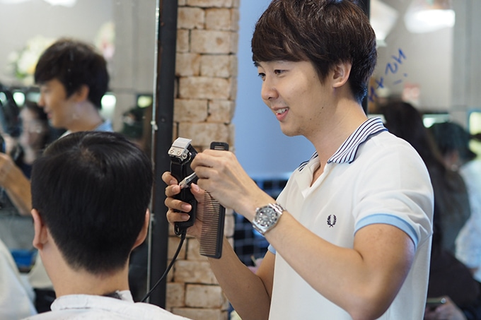 Best hair salons in bangkok