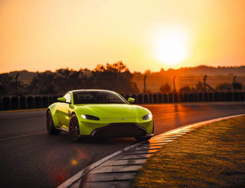 MGC-Asia Auto Fest: Aston Martin