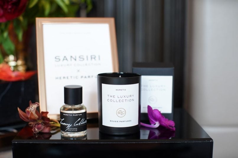 Sansiri Luxury Collection x Heretic Parfum.