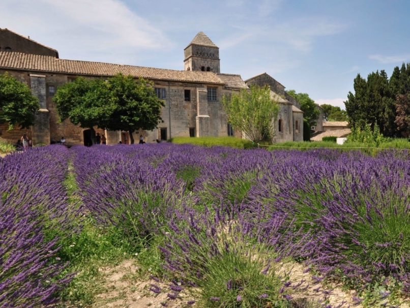 saint paul mausole provence travel guide