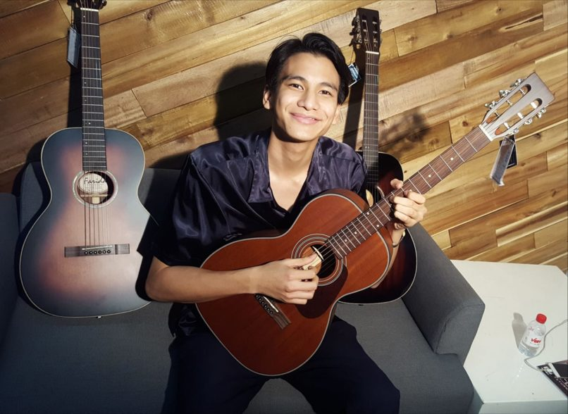 27 Questions: Phum Viphurit, singer-songwriter and all-round