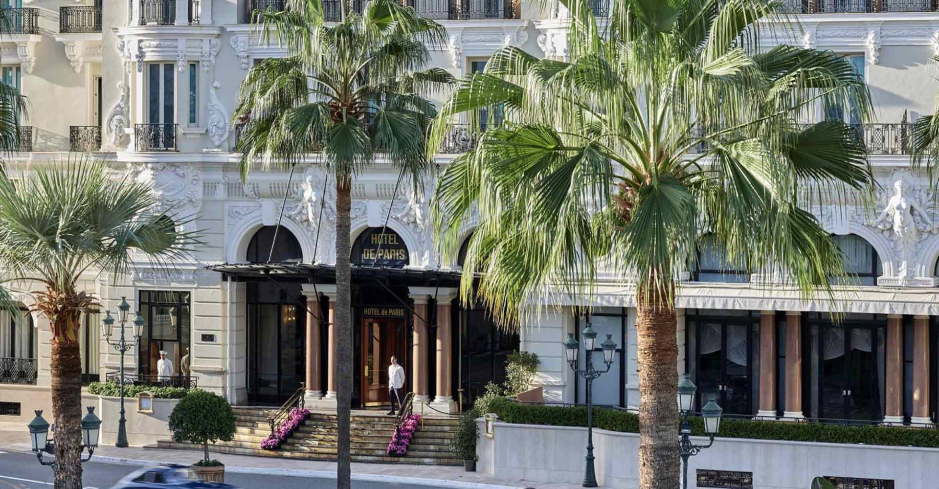 luxury hotels in Monaco