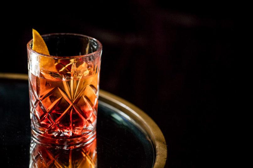 Bangkok Negroni Week Cocktail