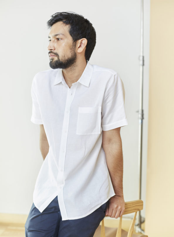 Summer style tips for men. Image: Courtesy Anomaly