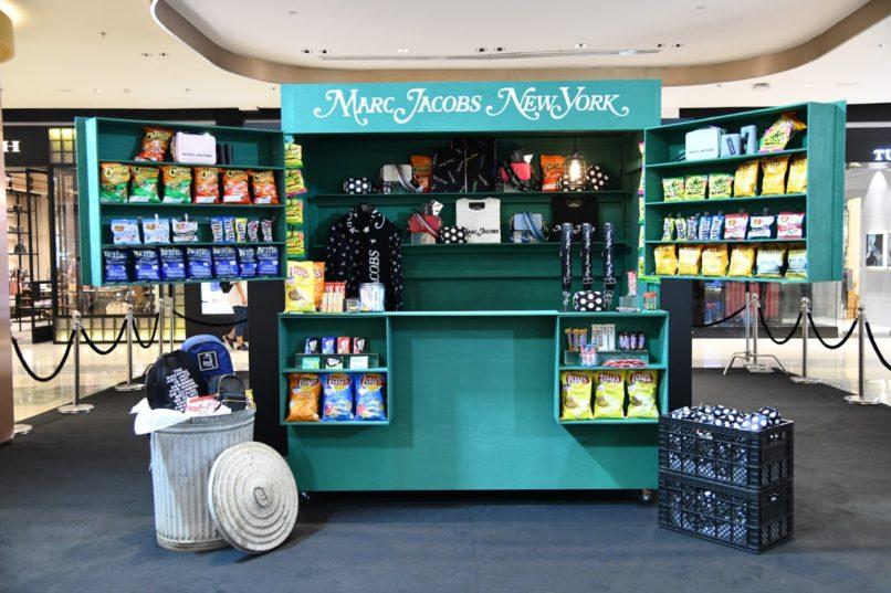 Marc Jacobs Flagship store Bangkok opening
