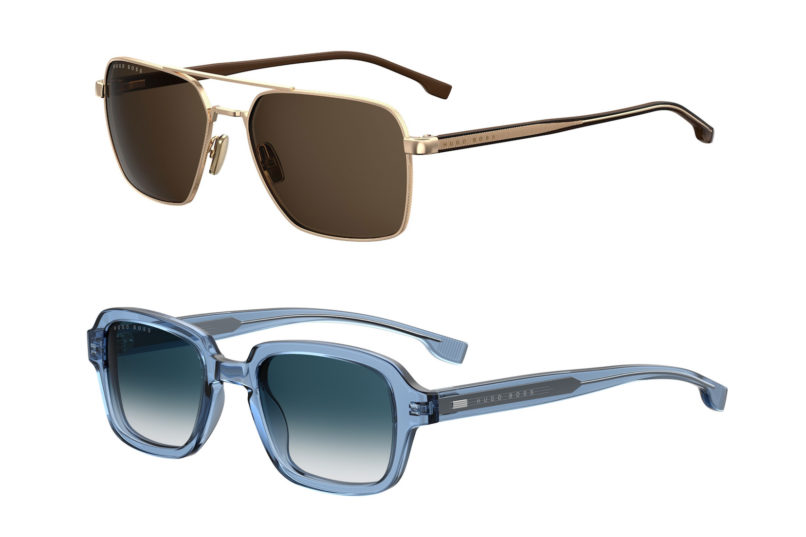 Eyewear collection by Boss