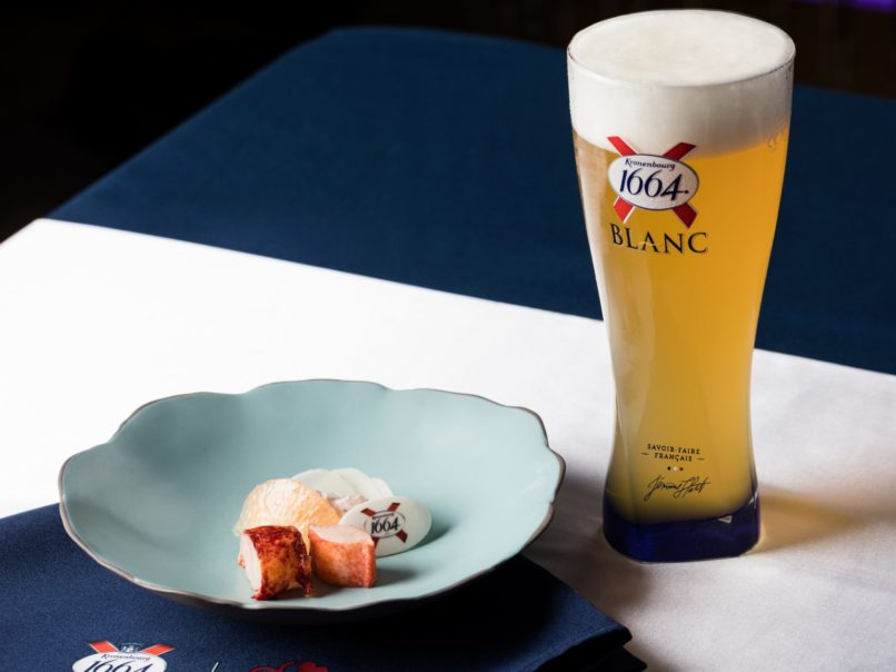 Things to do in Hong Kong - Kronenbourg 1664 x Épure