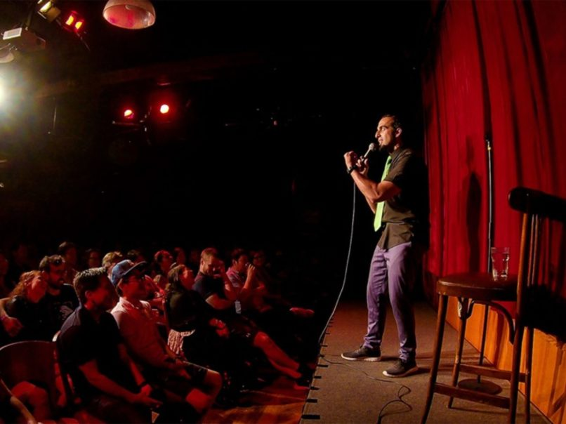 Things to do in Hong Kong - Vivek Mahbubani Comedy