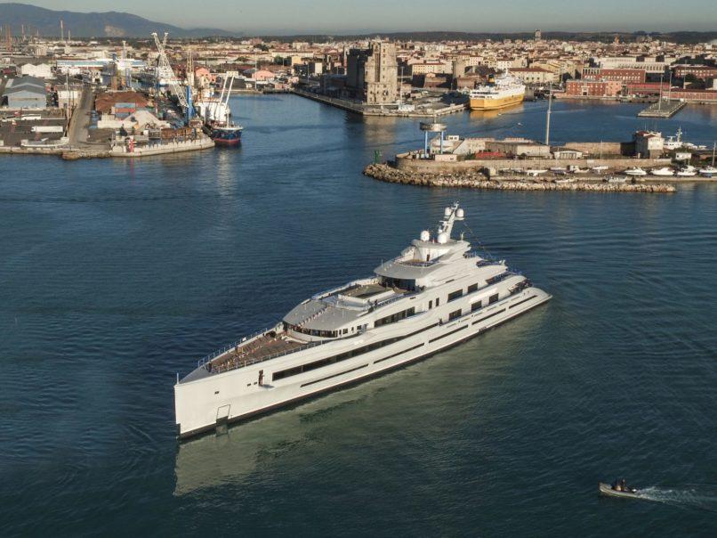Benetti Yachts - FB277
