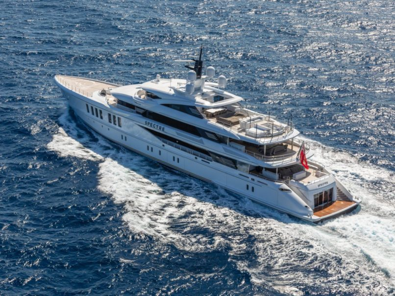 Benetti Yachts - Spectre