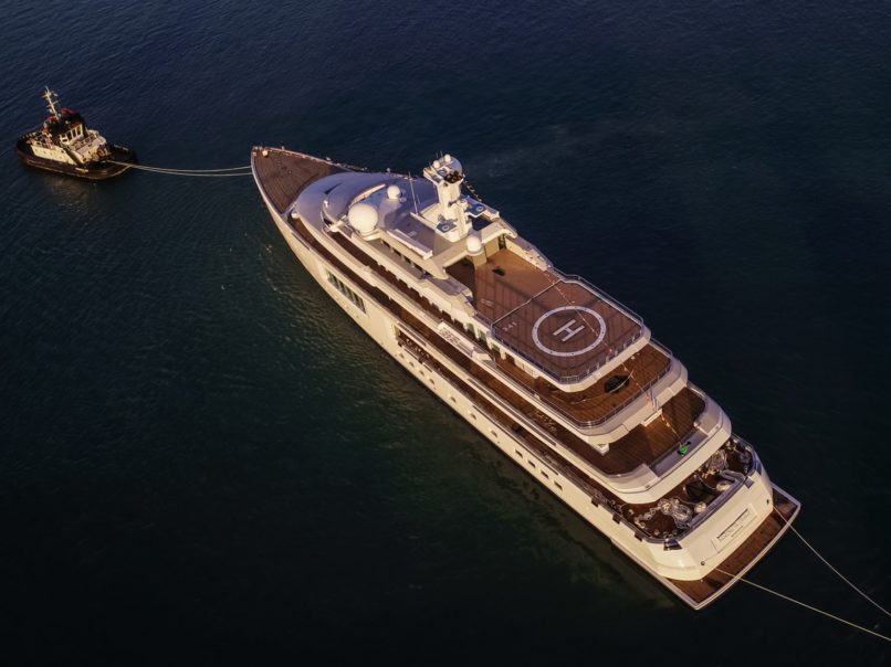 Benetti Yachts - FB272