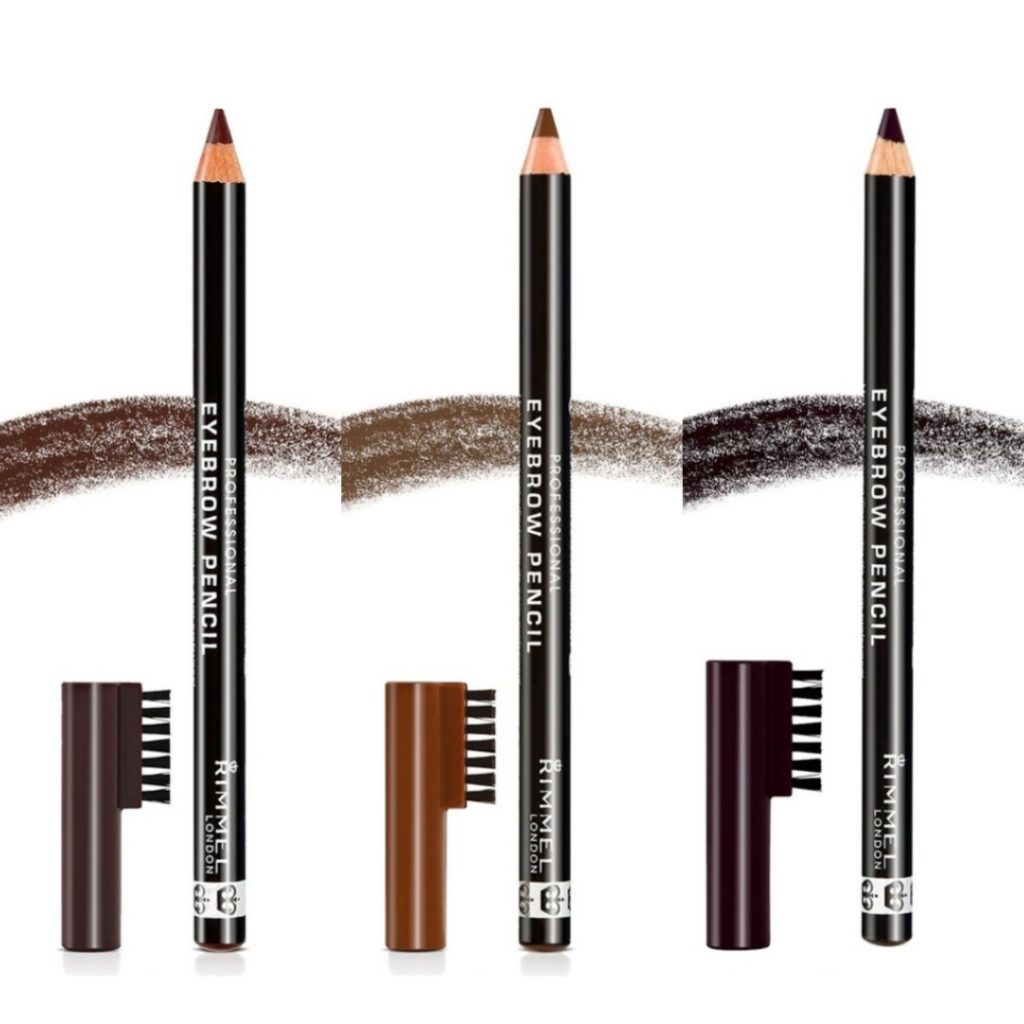 Rimmel Eye Brow Pencil, in shade Black Brown