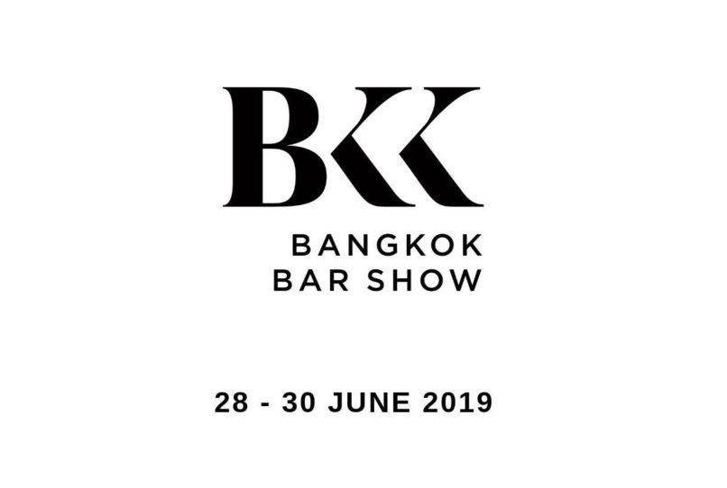 BKK Bar Show Poster