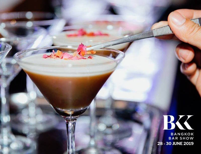 Bangkok Bar Show