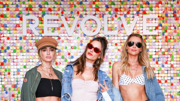Fashion influencers Instagram Revolve