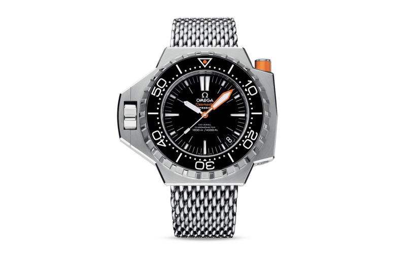 Left-handed watches: OMEGA