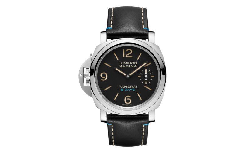 Left-handed watches: Panerai