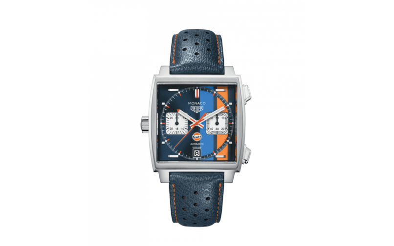 Left-handed watches: TAG Heuer