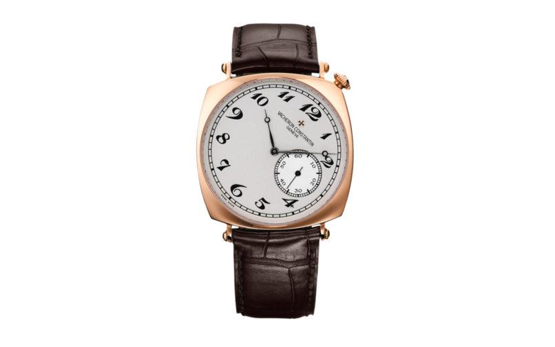 Left-handed watches: Vacheron Constantin