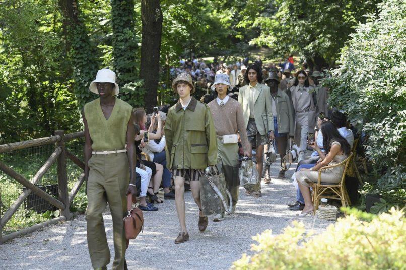 Men's Milan Fashion Week