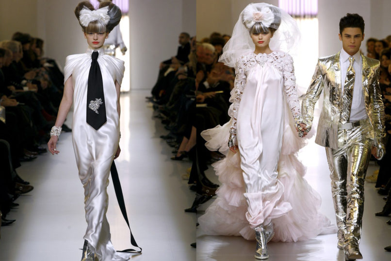 Key looks from Chanel Spring 2010 Couture collection