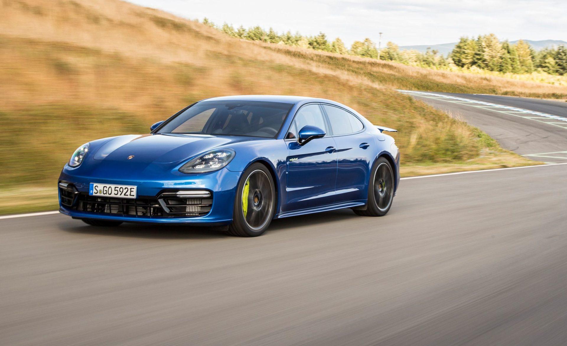 fastest luxury sedans