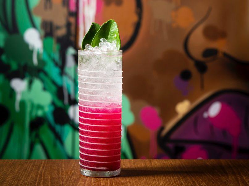 Junk Party Cocktails - The Pontiac