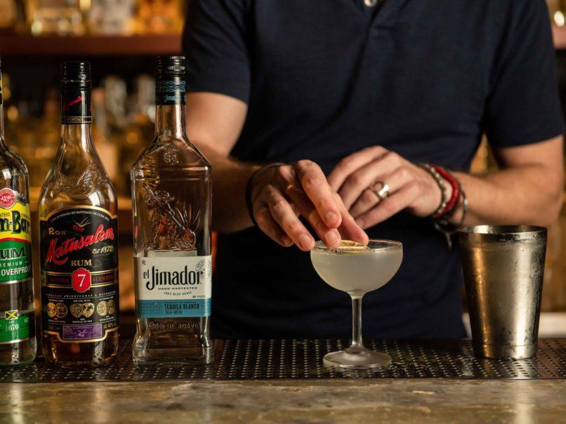 Junk Party Cocktails - Los Sotano