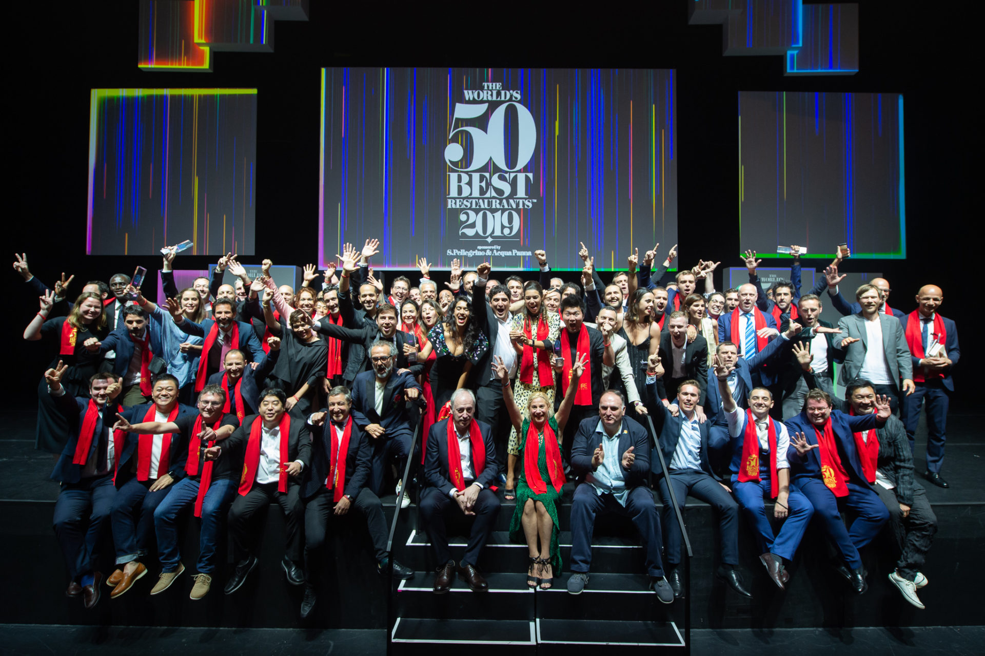 Worlds Best Restaurants 2019 The World's 50 Best Restaurants 2019: The Chairman debuts at No