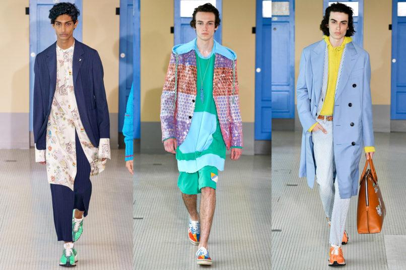 Lanvin Spring/Summer 2020 menswear
