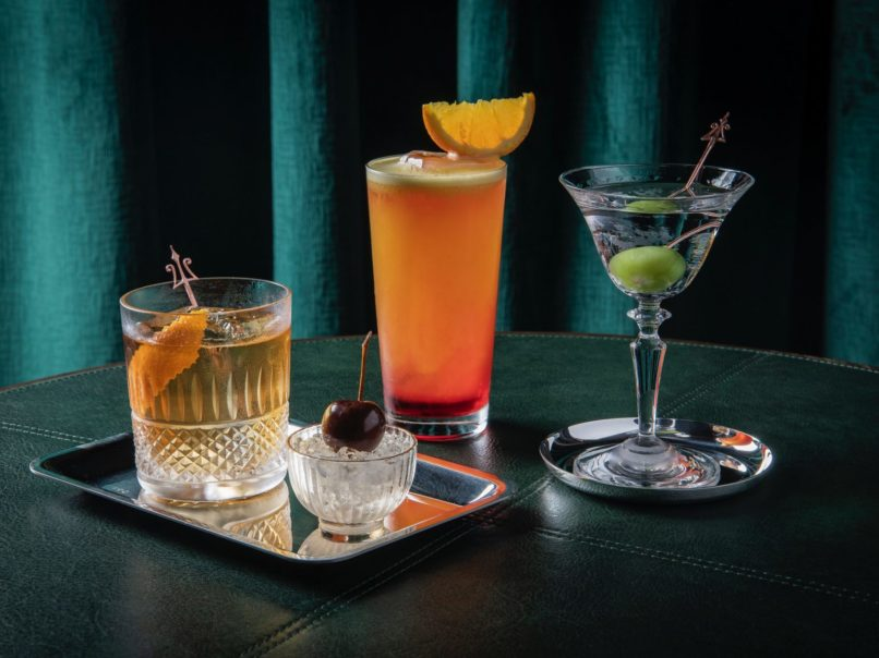 where to drink in Hong Kong - July - DarkSide