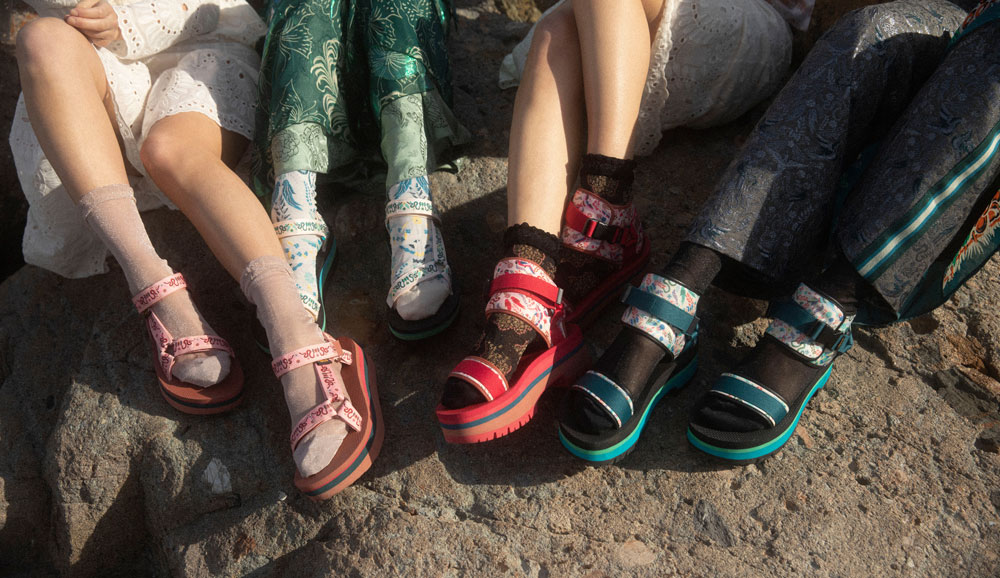dad sandals trend