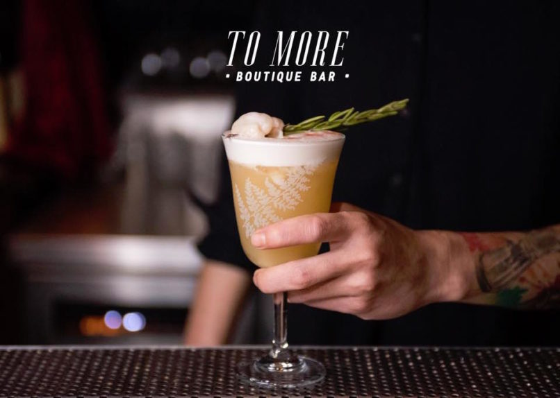 Where to drink Bangkok July: To More Bar