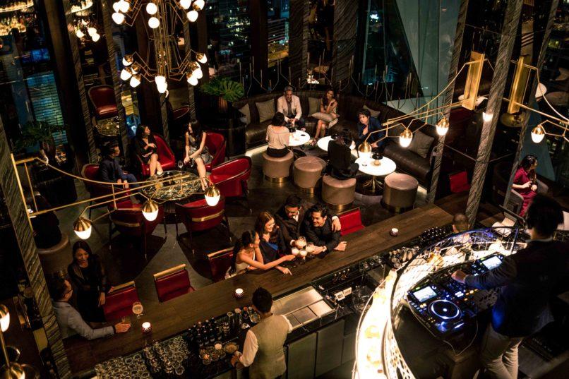 Where to drink Bangkok July: Park Hyatt